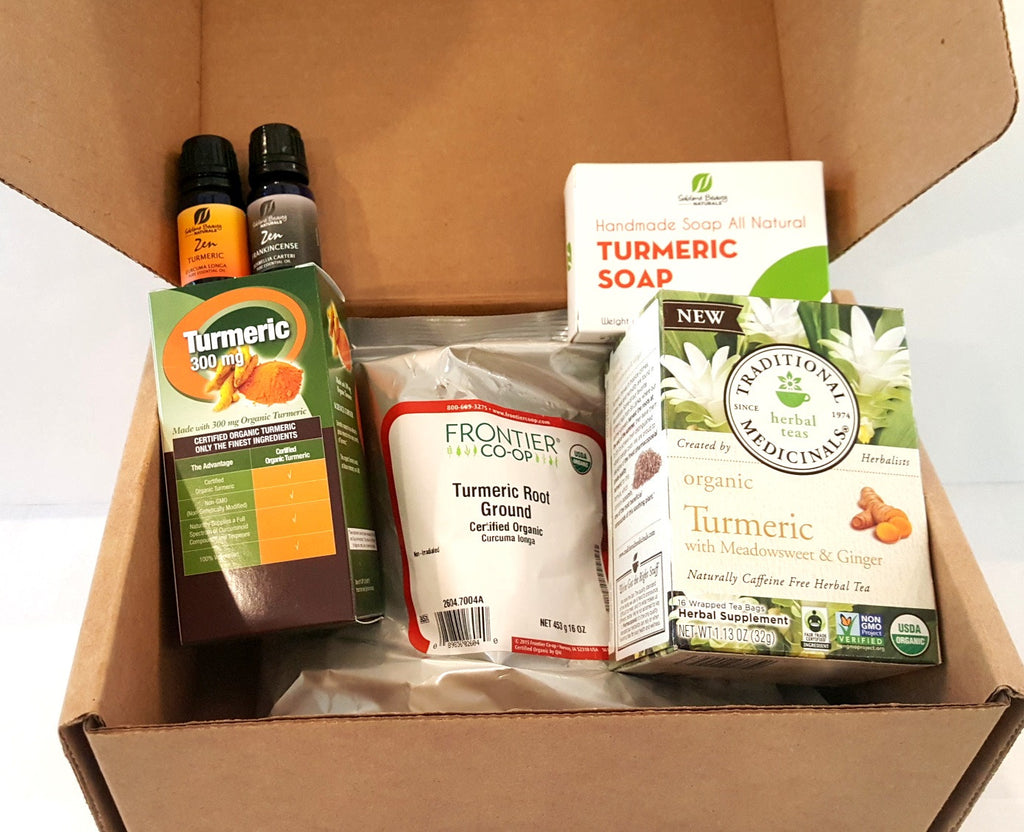 Turmeric BIG BOX