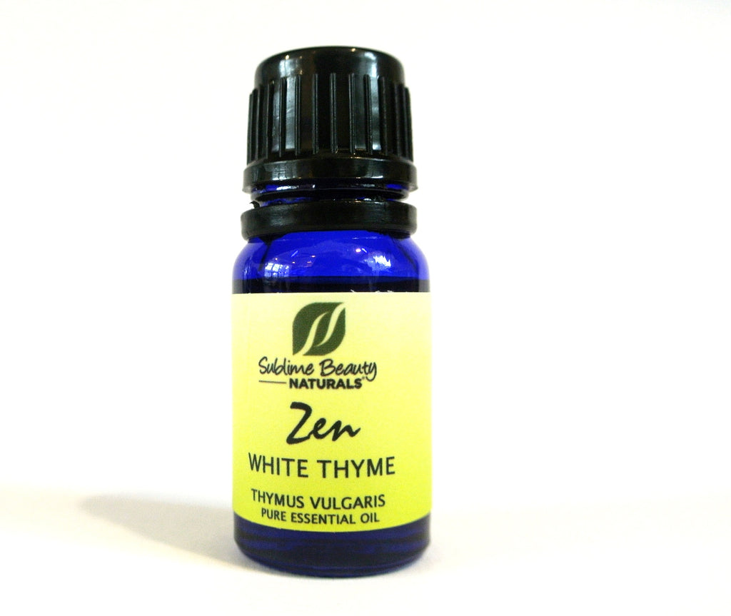 Zen WHITE THYME Essential Oil