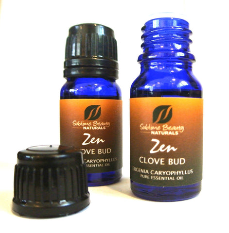 Zen ROSE GERANIUM ESSENTIAL OIL