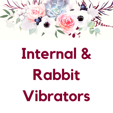 Internal & Rabbit Vibrators