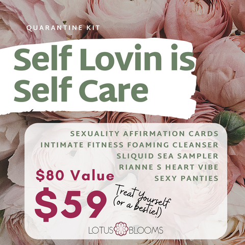 Quarantine Kit: Self Lovin is Self Care