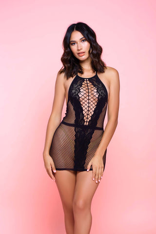 Bad Romance Bodystocking Chemise