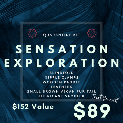 Quarantine Kit: Sensation Exploration