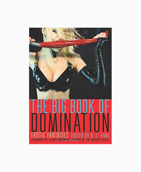 Big Book of Domination: Erotic Fantasies