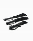 Black Mamba Leather Flogger