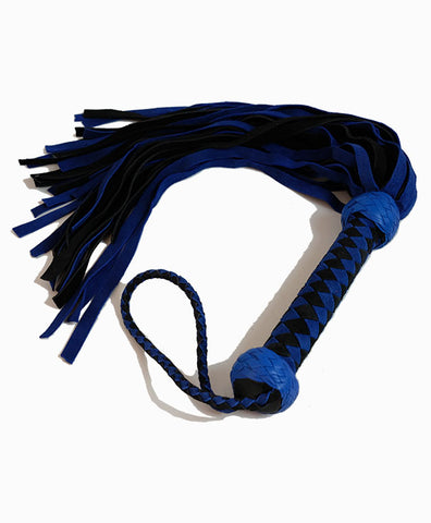 Centurion Guard Flogger In Blue and Black