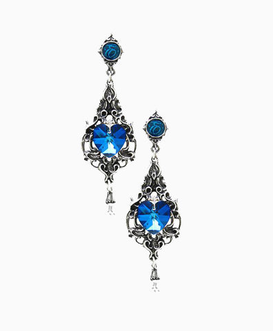 Empress Eugenie Earrings