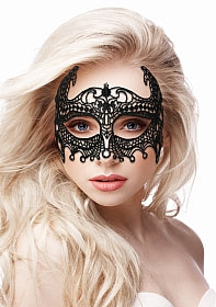 Empress Applique Lace Mask