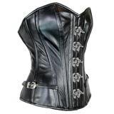 Leather Tempest Corset