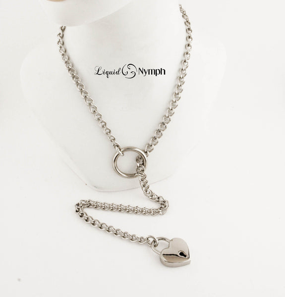 Liquid Nymph Durable Choke Chain Leash