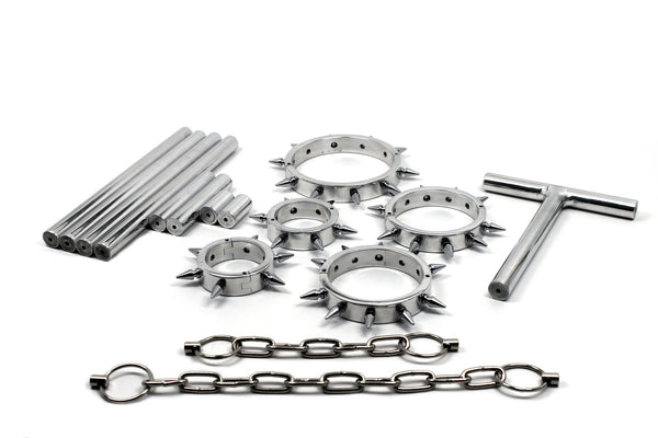 Bound Lock Down Series Deluxe Set with Spikes