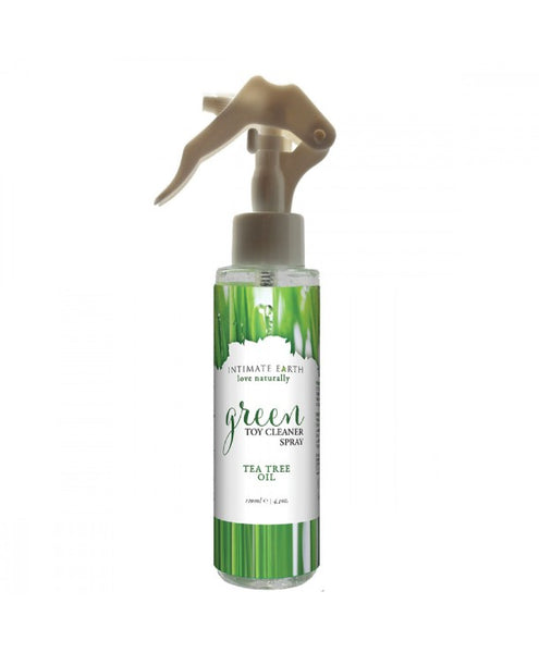 Tea Tree Green Toy Cleaner by Intimate Earth