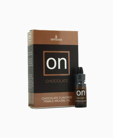 On Arousal Oil in Chocolate