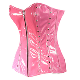 Pink Maleficent Corset