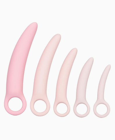 INSPIRE SILICONE DILATOR SET | Lotus Blooms Alexandria Virginia