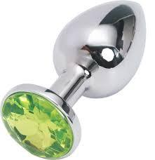 Medium Stainless Steel Butt Plug