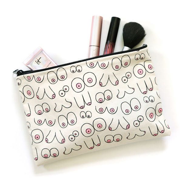 Toy & Toiletry Pouch by Unblushing