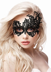 Royal Applique Lace Mask
