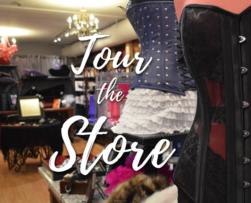 Click to tour the store