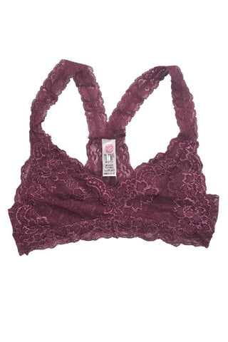 Esmee Lace Bralette - Mauve, , Intimates, Essentials, new, Bayberry Co. - 1