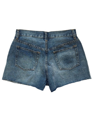 Classic High Waisted Shorts, , Bottoms, New, Bayberry Co. - 2