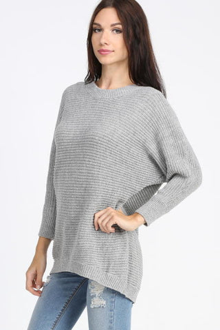 Zip Me Up Sweater, , Tops, Sweaters, New, Bayberry Co. - 2