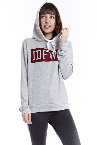 IDFWU Hoodie, , Tops, New, Bayberry Co. - 4