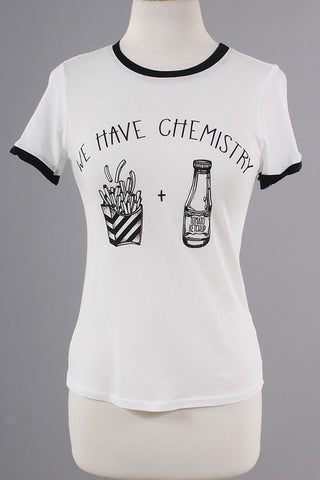 We Have Chemistry Tee, , Tops, New, Bayberry Co. - 1