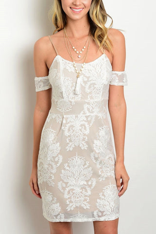 Sweet Lace Dress, , Dresses, New, Bayberry Co. - 1
