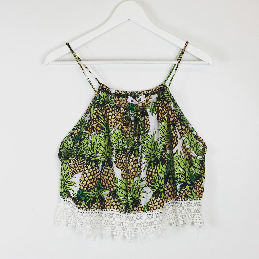 Pineapple Express Top, , sale, Bayberry Co. - 1