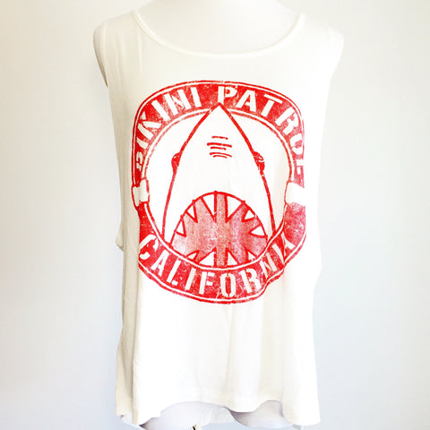 Bikini Patrol Tank, , Sale, Bayberry Co. - 1