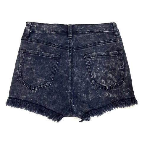 Maisha High Waisted Tribal Studded Shorts, , sale, Bayberry Co. - 2