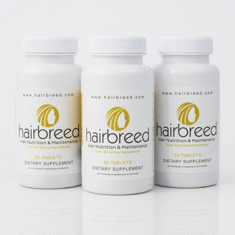 Hairbreed | 6 Month Supply