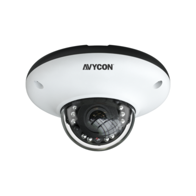 4MP H.265 Network IR dome Camera