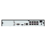 8 CHANNEL PoE FACIAL & TEMPERATURE DETECTION NVR
