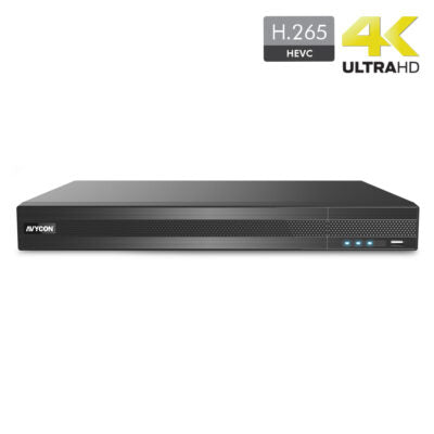 8 Channel All-in-One H.265 HD DVR