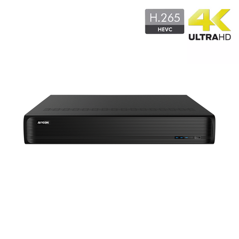 16 CHANNEL 4K UHD DIGITAL VIDEO RECORDER