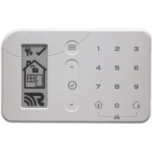 Alula Wireless HeliPAD Keypad