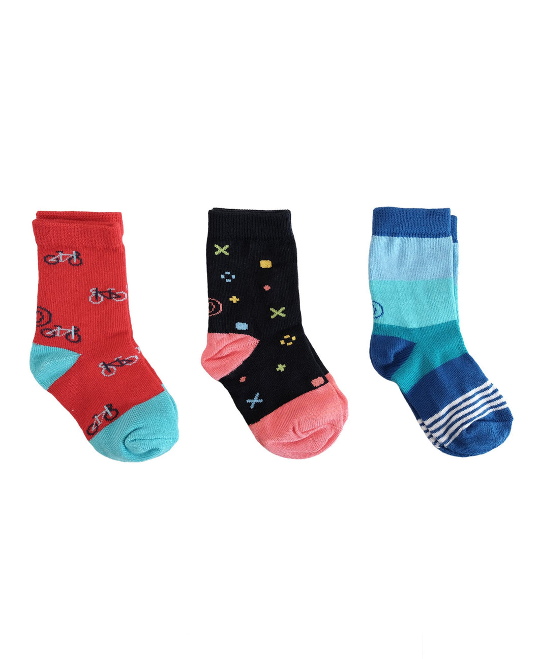 Baby Socks Boxset (Lyon, Brooklyn, Alaska)
