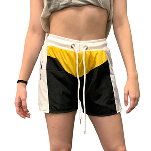 Yellow and Black shorts (Offline)