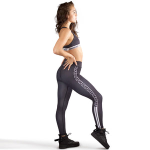 2.0 Black Leggings