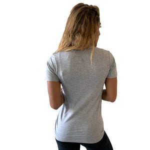 Find Your Why Grey tee