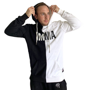 Black and White  Hoodie (Offline)
