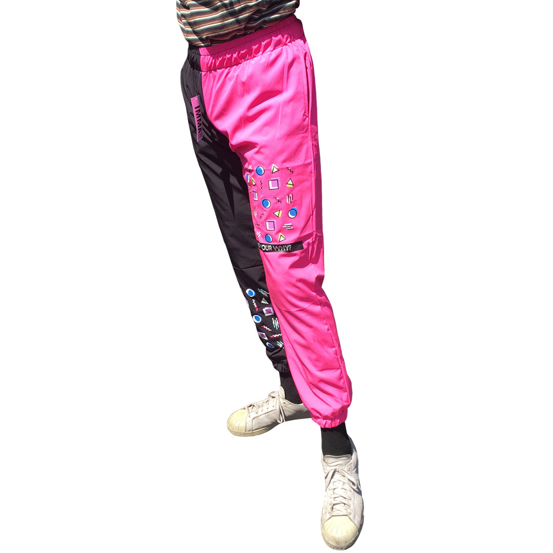 Pink and Black Pant (Offline)