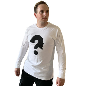 Will Face Question Mark longsleeve