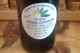 Old Timey Hemp Liniment with Comfrey & Arnica - Circle A Ranch - 4