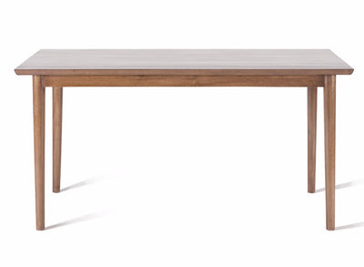 Mid-Century Modern Dining Table, Solid Walnut, Perfect for contemporary loft living, Hand Crafted by Gingko