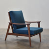 Charlotte Chair, Azure