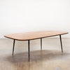 Florence Walnut Coffee Table