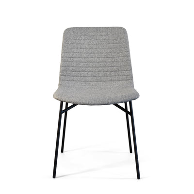 Ella Modern Upholstered Dining Chair, Set of 2